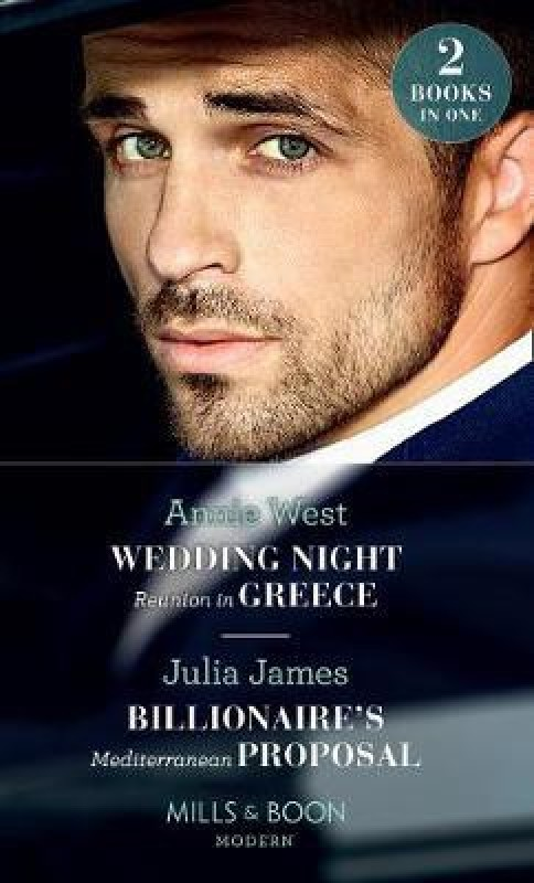 Wedding Night Reunion In Greece(English, Paperback, West Annie)