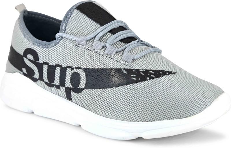 DEEKADA Trendy + Stylish Sports Sneakers For Boy's & Men's Walking Shoes For Men(Grey)