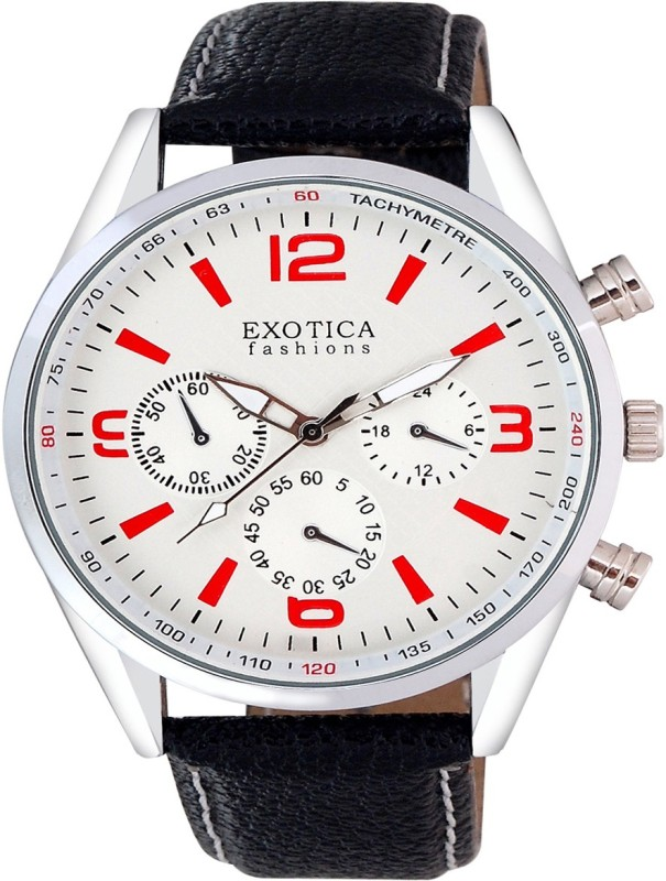 Exotica Fashions EFG-15-LS Basic Analog Watch - For Men