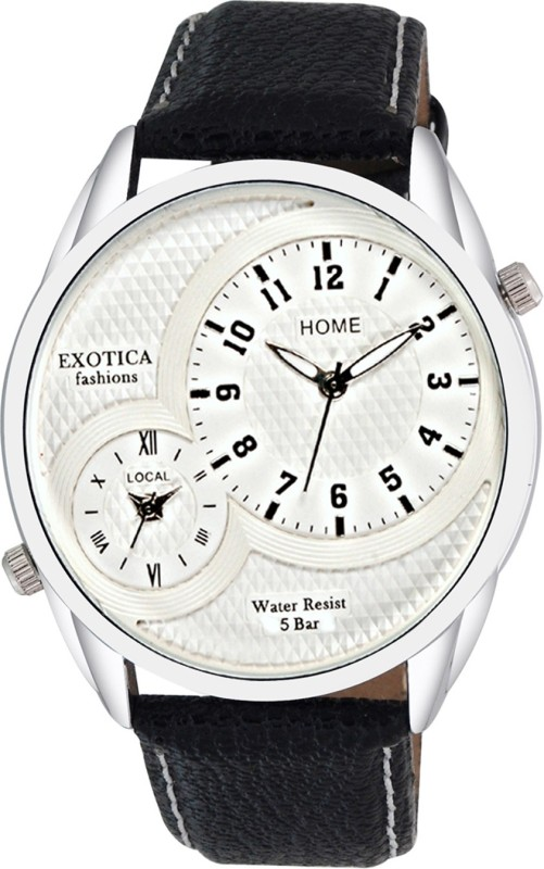 Exotica Fashions EF-72-Dual-LS Basic Analog Watch - For Men