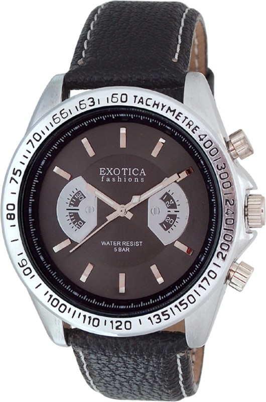 Exotica Fashions EFG-09-LS Basic Analog Watch - For Men