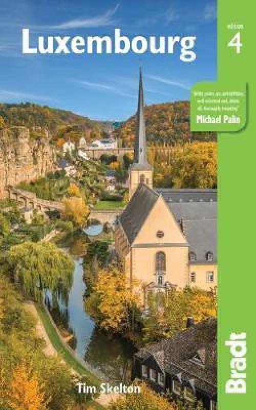 Luxembourg(English, Paperback, Skelton Tim)