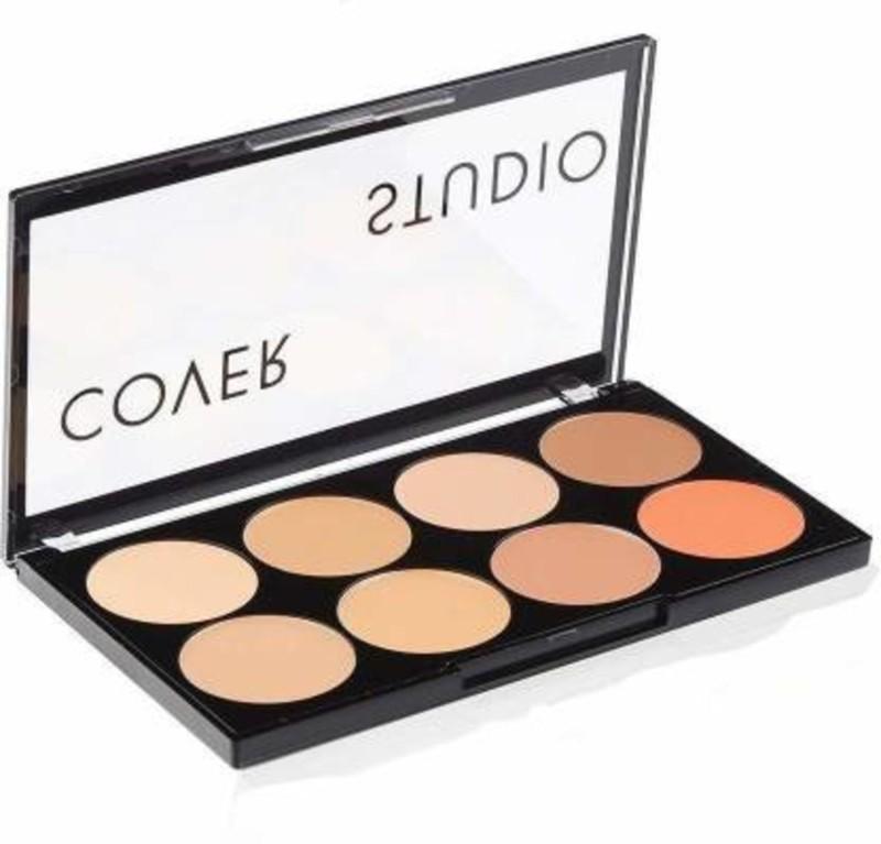 Swiss Beauty Ultra Base concealer Palette shade -2 Concealer(Multicolor, 20 g)