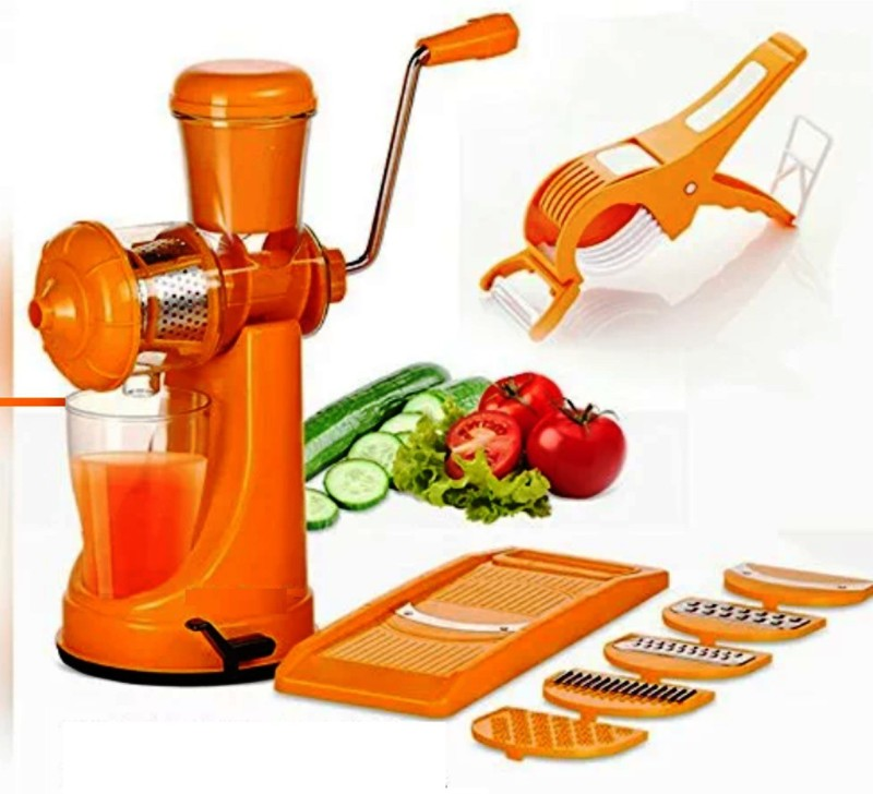 Myynti Plastic Hand Juicer(Orange)
