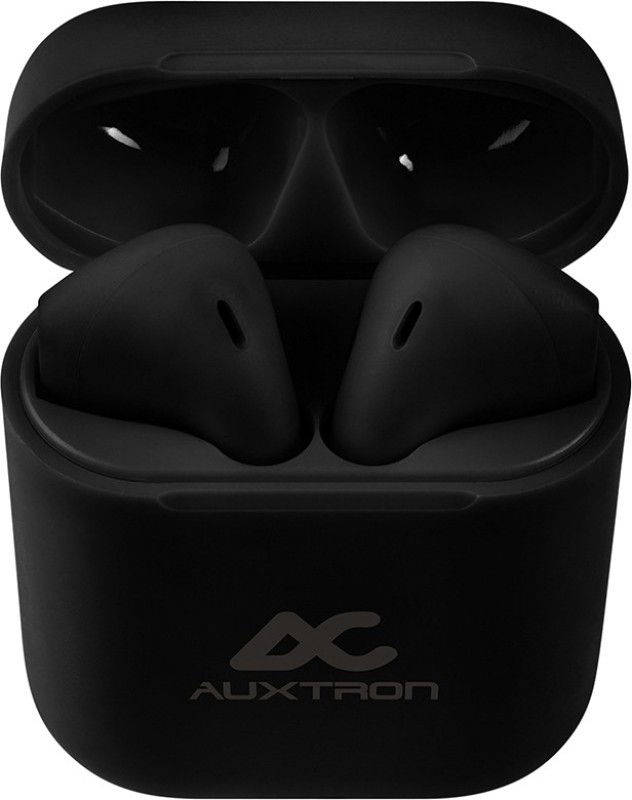 Auxtron AirBolt 505 True Wireless, Touch, IPX5 Waterproof, HD Sound, 5.0 Bluetooth Headset(Blue + Black, True Wireless)