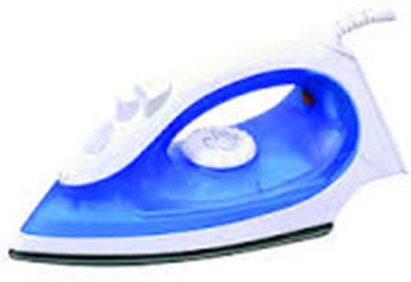SS IRON BOX 003 1200 W Dry Iron(White, Blue)