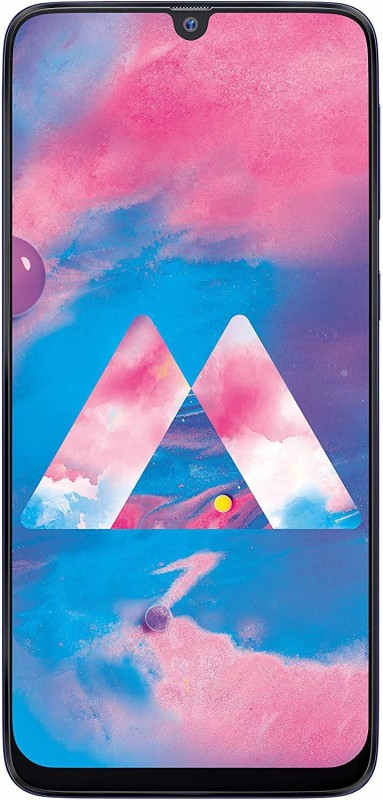 Samsung Galaxy M30 (Metallic Blue, 32 GB)(3 GB RAM)