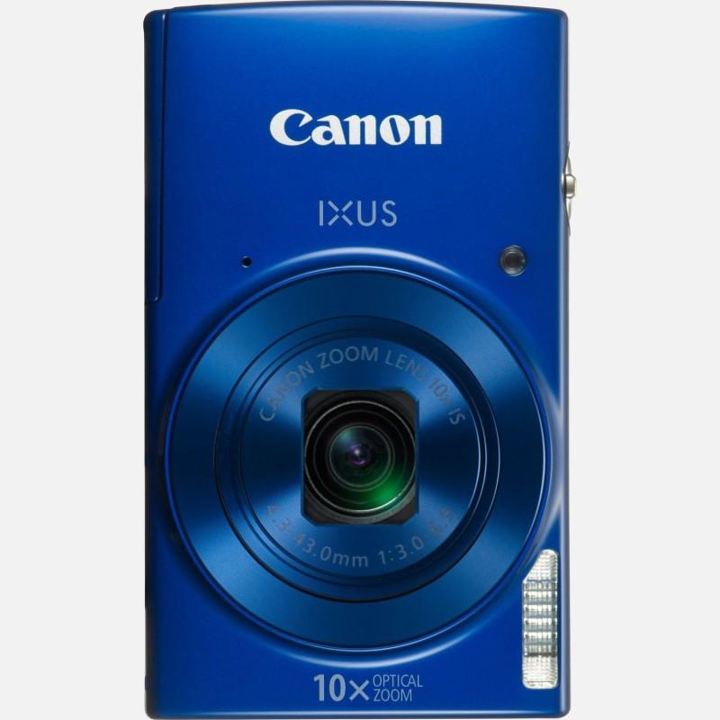 Canon IXUS IXUS 190(20.1 MP, 10X Optical Zoom, 4X Digital Zoom, Blue)