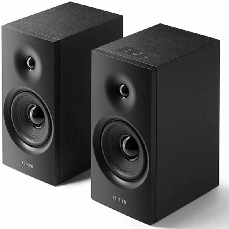 Edifier R1080BT Multimedia Speaker 24 W Bluetooth Home Audio Speaker(Black, Stereo Channel)