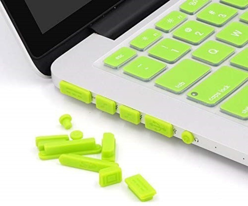 Action Pro USB Green Anti-dust Plug(Laptop Pack of 12)