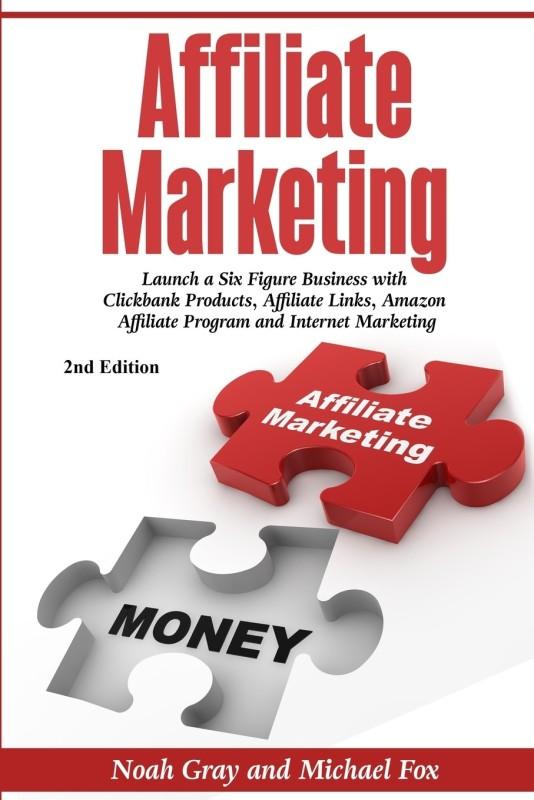 Affiliate Marketing(English, Paperback, Gray Noah)