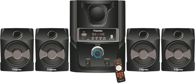 T-Series M-4010 4.1 Bluetooth Multimedia Speaker System 4.1 Home Cinema(AUDIO)