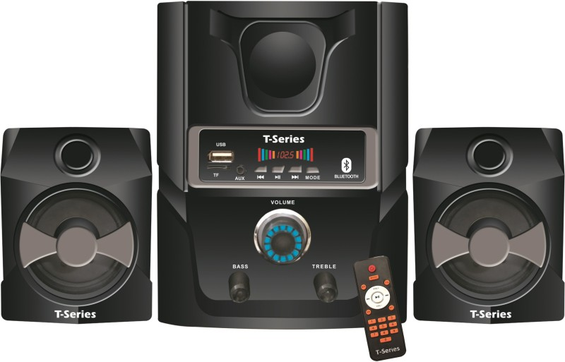 T-Series T-Series M10 2.1 Channel Multimedia Speakers System 2.1 Home Cinema(AUDIO)