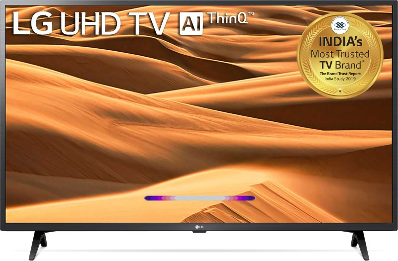 LG 127cm (50 inch) Ultra HD (4K) LED Smart TV(50UM7300PTA)