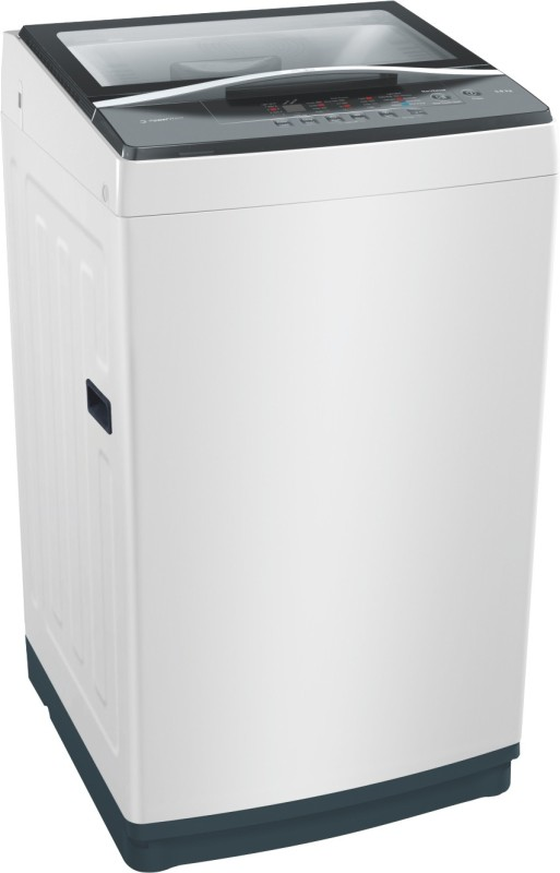 Bosch 6.5 kg Fully Automatic Top Load White(WOE654W0IN)