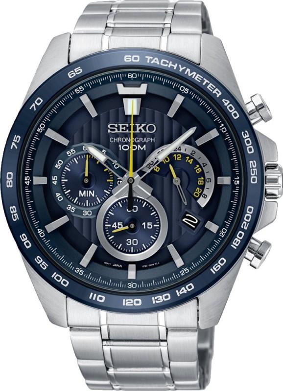 Seiko SSB301P1 Analog Watch - For Men