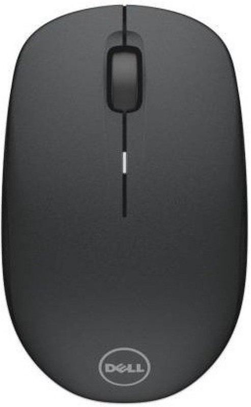 Dell WIRELESS OPTICAL MOUSE Wireless Optical Mouse(USB 2.0, Black)