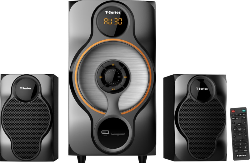 T-Series M-33 2.1 Channel Multimedia Speakers System 2.1 Home Cinema(AUDIO)