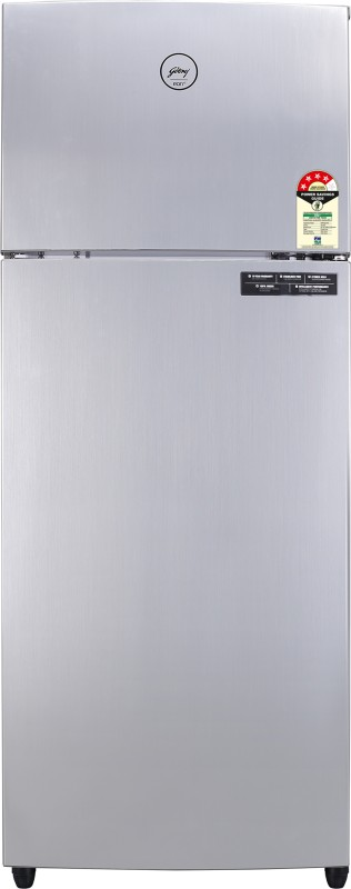 Godrej 260 L Frost Free Double Door 4 Star (2019) Refrigerator(Steel Yarn, RF GF 2604 PTRI STL YRN)