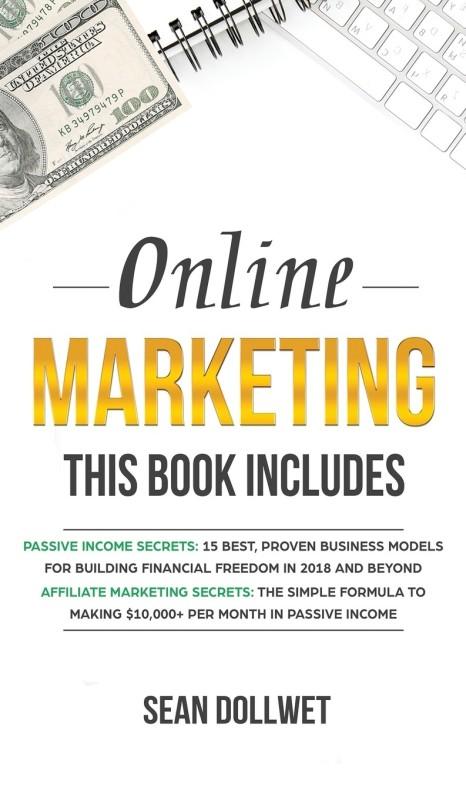 Online Marketing(English, Hardcover, Dollwet Sean)