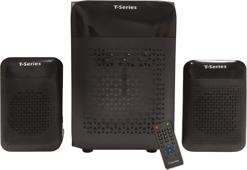 T-Series M-12 30 W Portable Bluetooth Home Theatre (Black, 2.1 Channel) 2.1 Home Cinema(AUDIO)