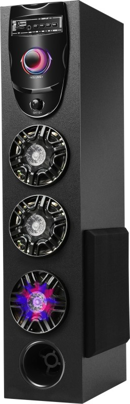 Drezel SOUND ANIMAL TOWER SPEAKER 22500 W Bluetooth Tower Speaker(Black, 2.1 Channel)