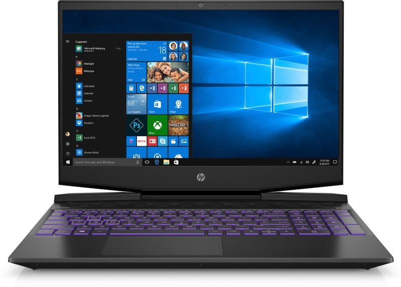 HP Pavilion Ryzen 7 Quad Core - (8 GB/1 TB HDD/256 GB SSD/Windows 10 Home/6 GB Graphics) 15-ec0029AX Gaming Laptop(15.6 inch, Shadow Black, 2.19 kg)