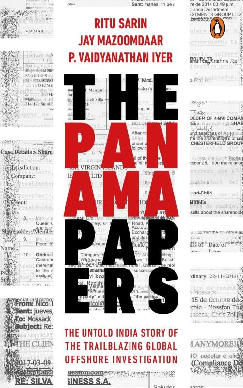 The Panama Papers(English, Hardcover, Sarin Ritu)