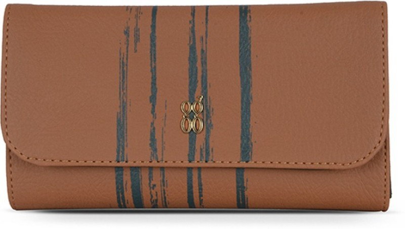 Baggit Casual Tan Clutch