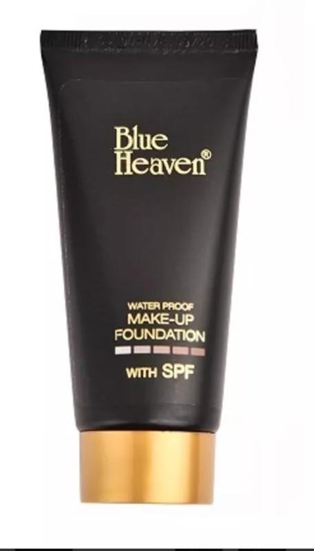 blue Heaven Cosmetics makeup foundation set of 2 Foundation(beige, 50 ml)