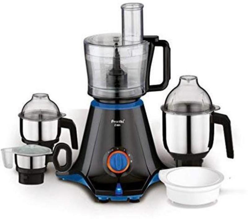 Preethi Chef Pro fr_014140 500 Mixer Grinder(Multicolor, 3 Jars)
