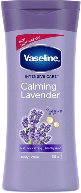 Vaseline Calming Lavender Body Lotion(100 ml)