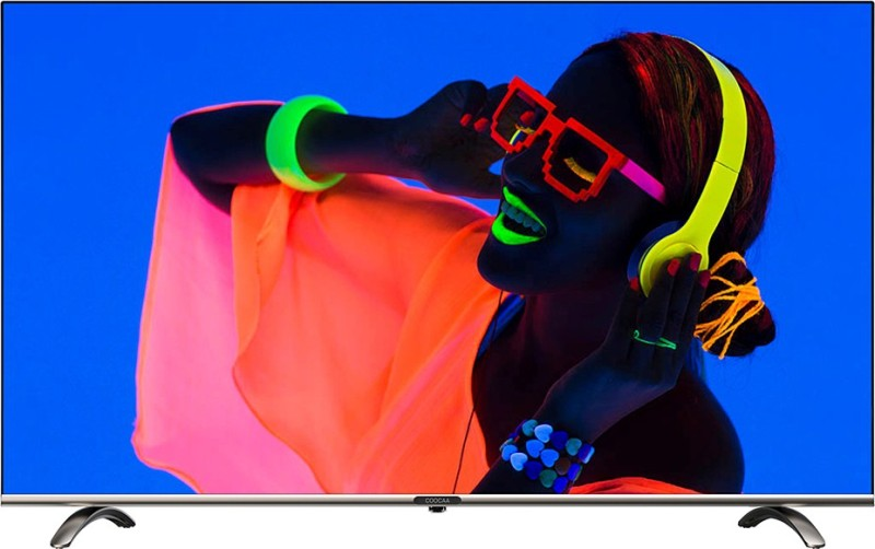 Coocaa 81cm (32 inch) HD Ready LED Smart TV (32S3U)