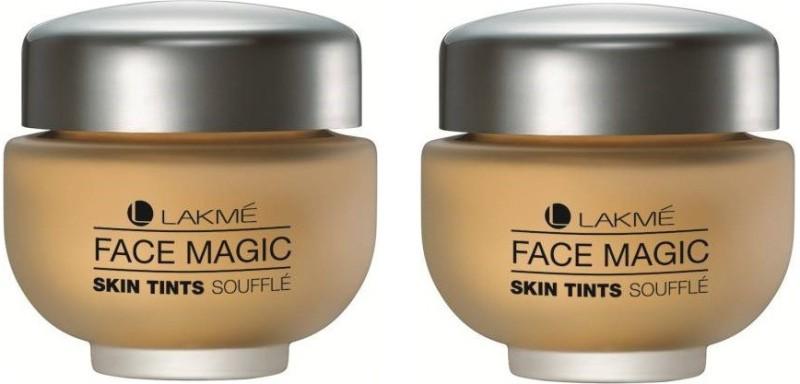 Lakme Face Magic Souffle Foundation(Natural Marble, 60 ml)
