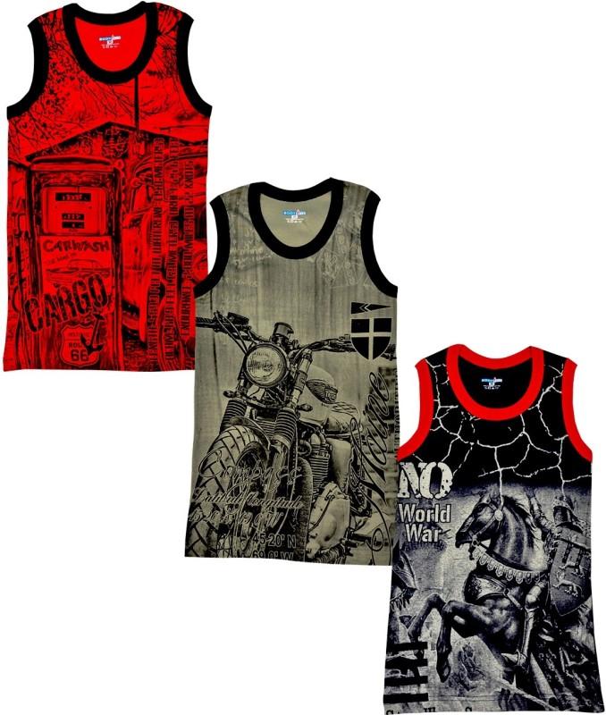 ESTEEM Men Vest(Pack of 3)