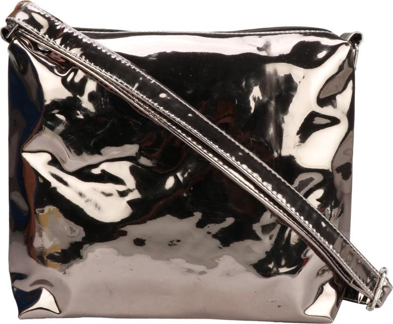 Cute Cat Grey Sling Bag