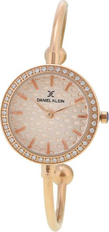 Daniel Klein DK12100-4 LADY GIFT SET Analog Watch - For Women