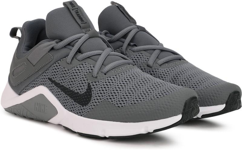Nike Legend Training & Gym Shoes For Men(Grey)