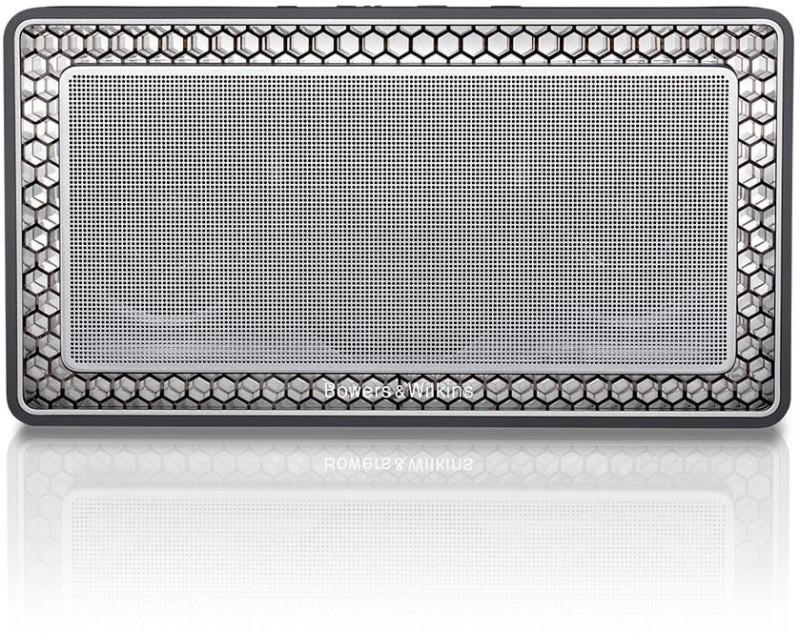 Bowers & Wilkins T7 Portable Bluetooth Speaker 24 W Bluetooth Speaker(Black, 4.1 Channel)