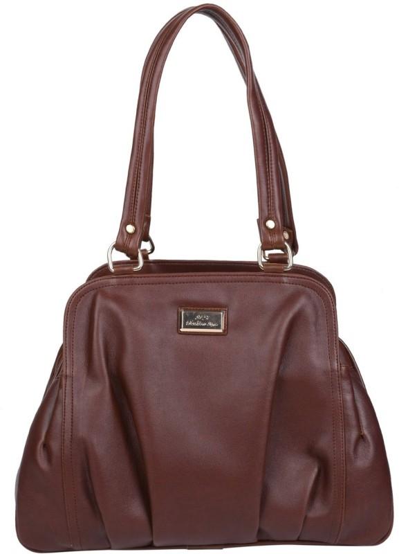 hiva purse H1251 Shoulder Bag(Beige, 3 L)