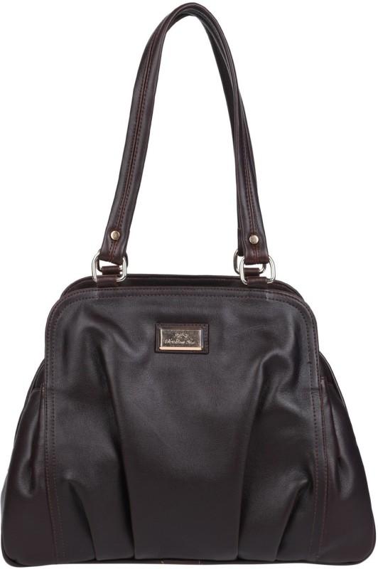 hiva purse H1251 Shoulder Bag(Brown, 3 L)