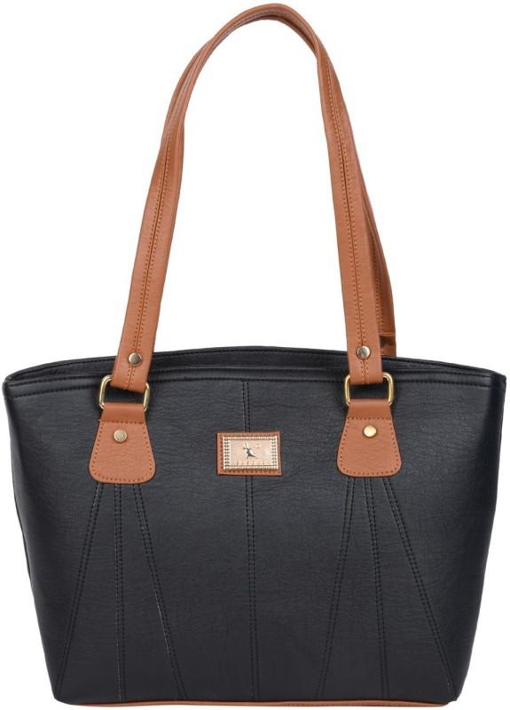 Hiva Purse H1254 Shoulder Bag(Black, 3 L)