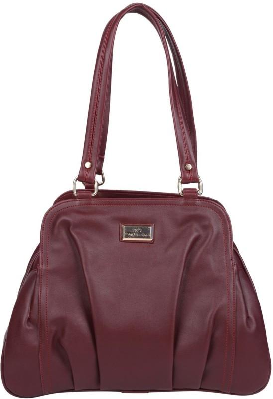 hiva purse H1251 Shoulder Bag(Red, 3 L)