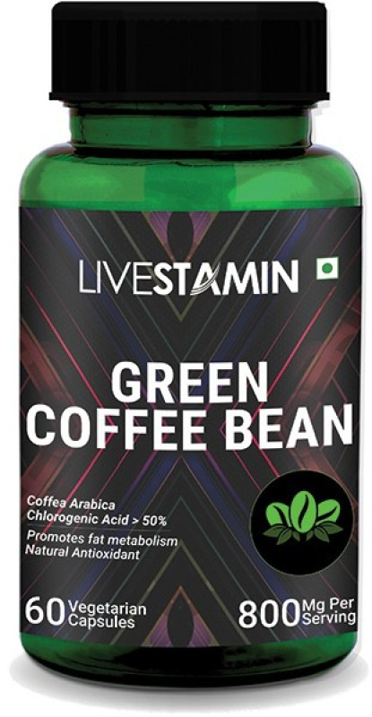 Nutracart Green Coffee Bean Extract Supplement 800 Mg 60 No Buy