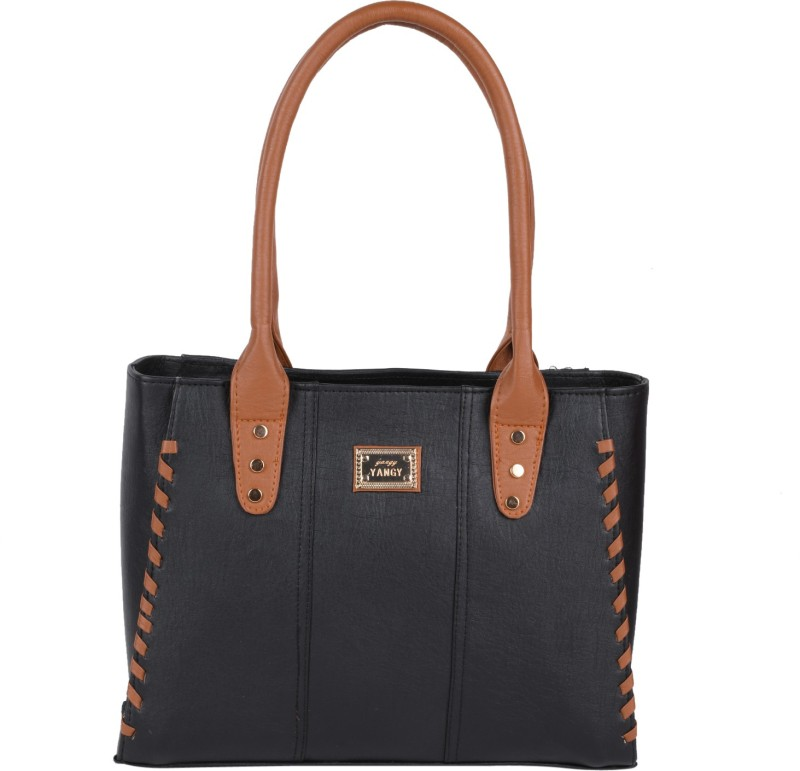 Hiva Purse H1213 Shoulder Bag(Black, 3 L)