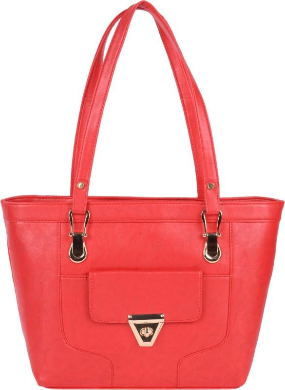 Hiva Purse H1211 Messenger Bag(Red, 3 L)