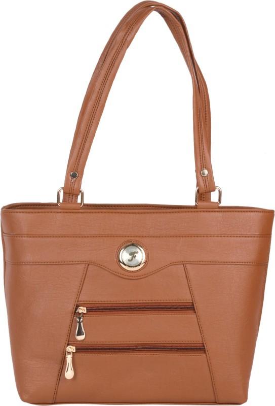 hiva purse H1212 Messenger Bag(Beige, 3 L)