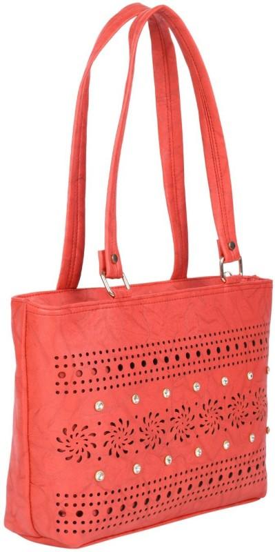 Hiva Purse H1257 Shoulder Bag(Red, 3 L)
