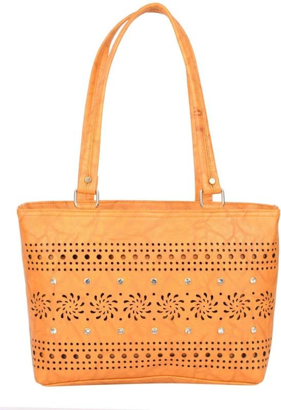Hiva Purse H1257 Shoulder Bag(Yellow, 3 L)