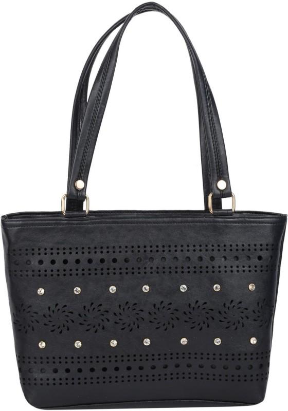 Hiva Purse H1257 Shoulder Bag(Black, 3 L)
